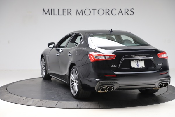 New 2020 Maserati Ghibli S Q4 GranSport for sale $88,285 at Maserati of Westport in Westport CT 06880 5