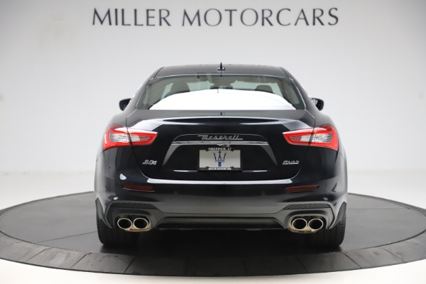 New 2020 Maserati Ghibli S Q4 GranSport for sale $88,285 at Maserati of Westport in Westport CT 06880 6
