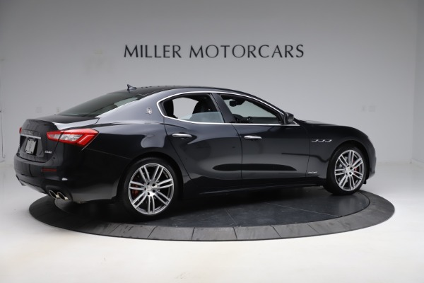 New 2020 Maserati Ghibli S Q4 GranSport for sale $88,285 at Maserati of Westport in Westport CT 06880 8