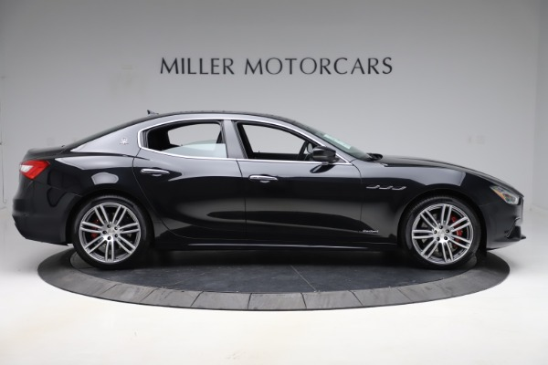 New 2020 Maserati Ghibli S Q4 GranSport for sale $88,285 at Maserati of Westport in Westport CT 06880 9
