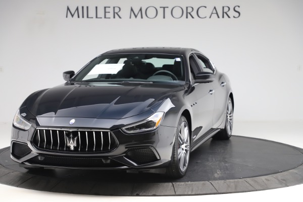 New 2020 Maserati Ghibli S Q4 GranSport for sale $88,285 at Maserati of Westport in Westport CT 06880 1
