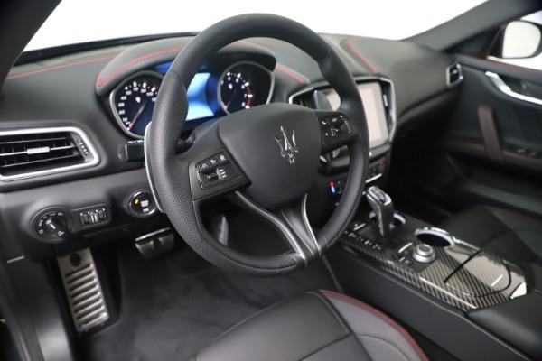 New 2020 Maserati Ghibli S Q4 GranSport for sale $95,785 at Maserati of Westport in Westport CT 06880 12