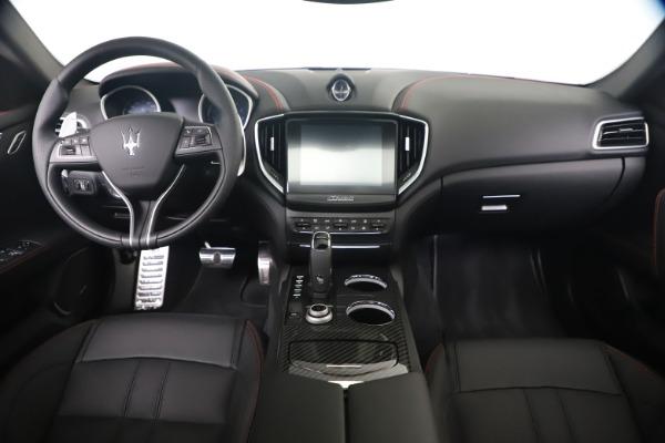 New 2020 Maserati Ghibli S Q4 GranSport for sale $95,785 at Maserati of Westport in Westport CT 06880 15
