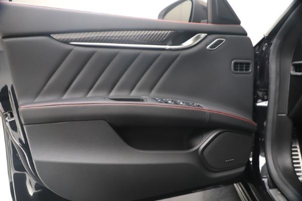 New 2020 Maserati Ghibli S Q4 GranSport for sale $95,785 at Maserati of Westport in Westport CT 06880 16