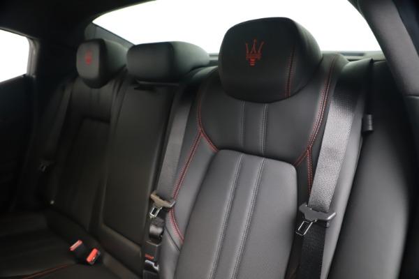 New 2020 Maserati Ghibli S Q4 GranSport for sale $95,785 at Maserati of Westport in Westport CT 06880 17