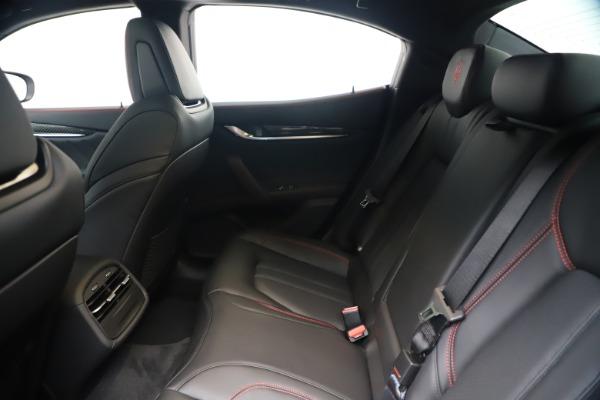New 2020 Maserati Ghibli S Q4 GranSport for sale $95,785 at Maserati of Westport in Westport CT 06880 18