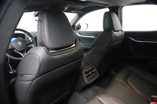 New 2020 Maserati Ghibli S Q4 GranSport for sale $95,785 at Maserati of Westport in Westport CT 06880 19