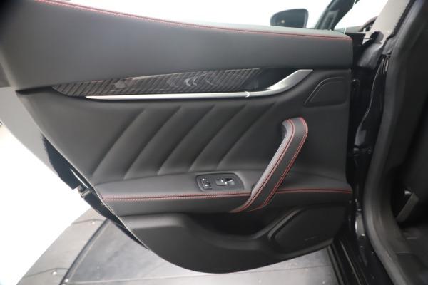 New 2020 Maserati Ghibli S Q4 GranSport for sale $95,785 at Maserati of Westport in Westport CT 06880 20