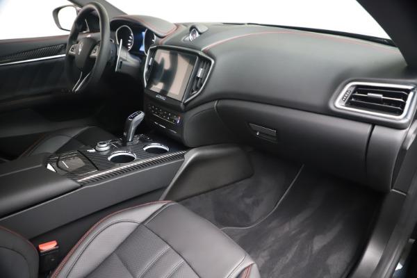 New 2020 Maserati Ghibli S Q4 GranSport for sale $95,785 at Maserati of Westport in Westport CT 06880 21