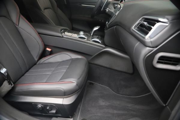 New 2020 Maserati Ghibli S Q4 GranSport for sale $95,785 at Maserati of Westport in Westport CT 06880 23