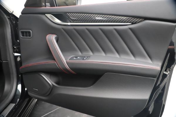 New 2020 Maserati Ghibli S Q4 GranSport for sale $95,785 at Maserati of Westport in Westport CT 06880 24