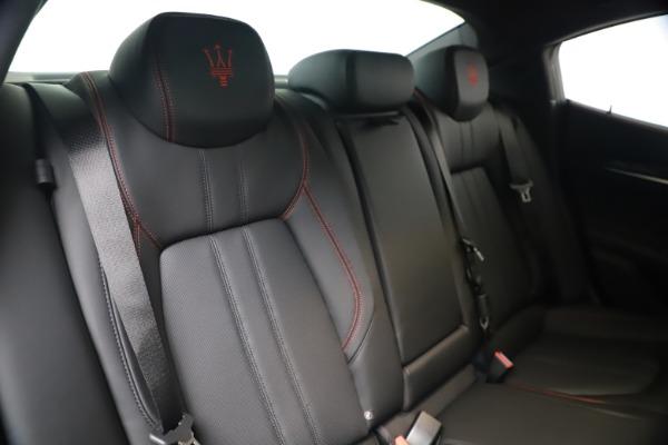 New 2020 Maserati Ghibli S Q4 GranSport for sale $95,785 at Maserati of Westport in Westport CT 06880 25