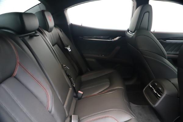 New 2020 Maserati Ghibli S Q4 GranSport for sale $95,785 at Maserati of Westport in Westport CT 06880 26
