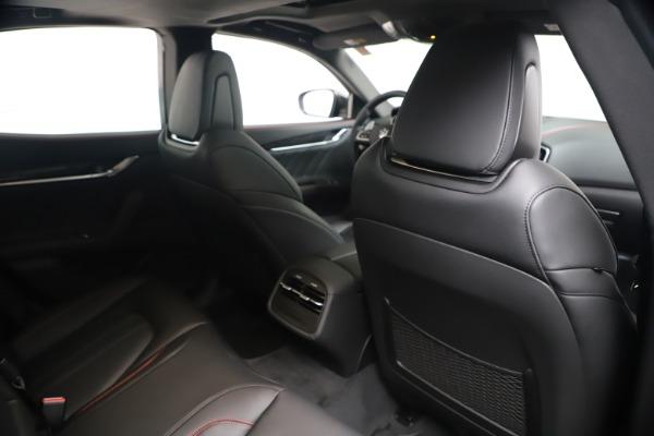 New 2020 Maserati Ghibli S Q4 GranSport for sale $95,785 at Maserati of Westport in Westport CT 06880 27