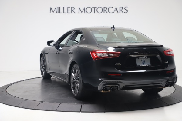 New 2020 Maserati Ghibli S Q4 GranSport for sale $95,785 at Maserati of Westport in Westport CT 06880 5