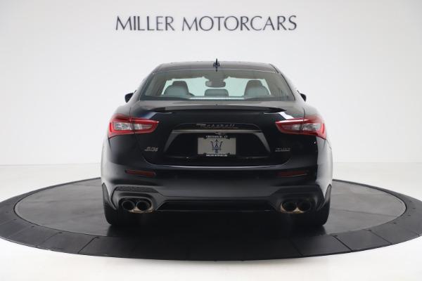 New 2020 Maserati Ghibli S Q4 GranSport for sale $95,785 at Maserati of Westport in Westport CT 06880 6