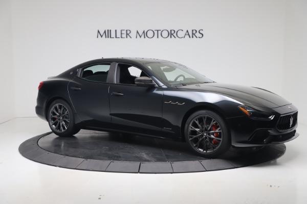 New 2020 Maserati Ghibli S Q4 GranSport for sale $95,785 at Maserati of Westport in Westport CT 06880 9