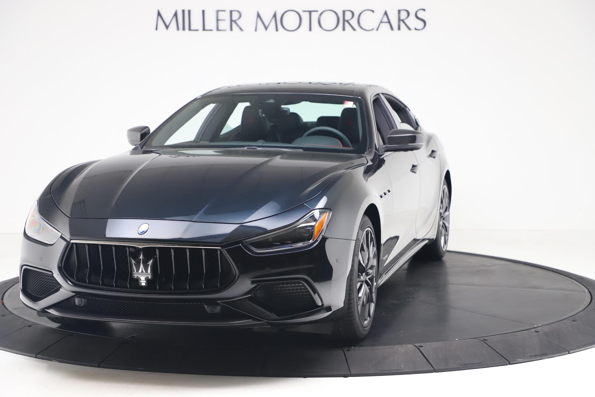 New 2020 Maserati Ghibli S Q4 GranSport for sale $95,785 at Maserati of Westport in Westport CT 06880 1