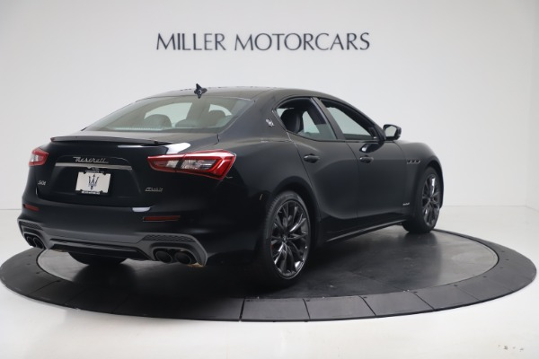 New 2020 Maserati Ghibli S Q4 GranSport for sale Sold at Maserati of Westport in Westport CT 06880 7