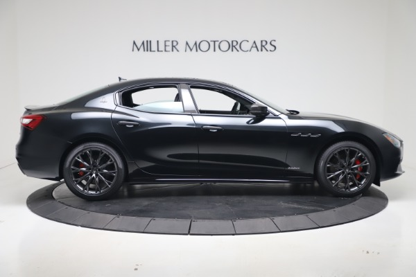 New 2020 Maserati Ghibli S Q4 GranSport for sale Sold at Maserati of Westport in Westport CT 06880 8