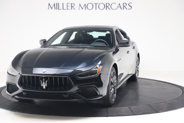 New 2020 Maserati Ghibli S Q4 GranSport for sale Sold at Maserati of Westport in Westport CT 06880 1