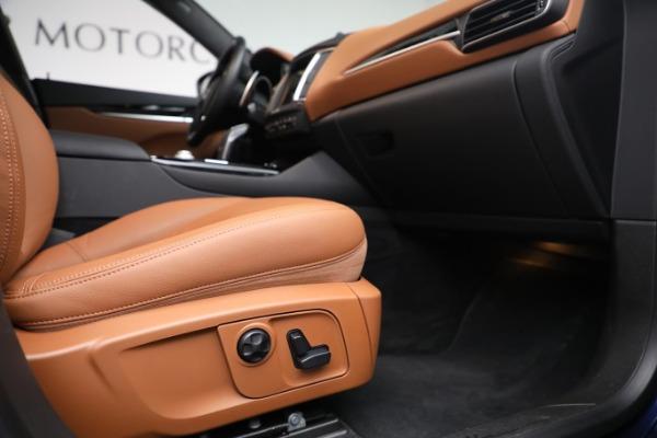 New 2020 Maserati Levante Q4 for sale $81,035 at Maserati of Westport in Westport CT 06880 18