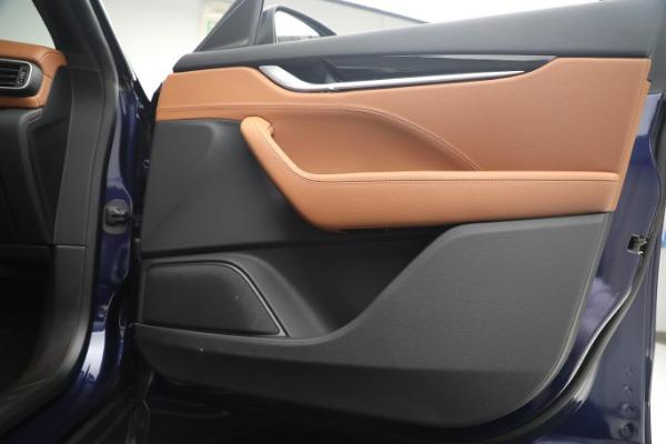 New 2020 Maserati Levante Q4 for sale $81,035 at Maserati of Westport in Westport CT 06880 20