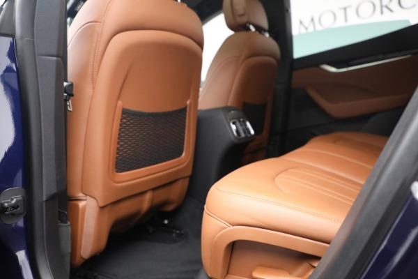 New 2020 Maserati Levante Q4 for sale $81,035 at Maserati of Westport in Westport CT 06880 21