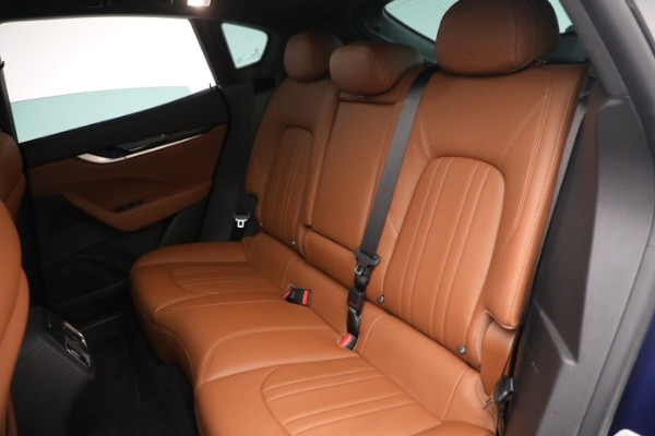 New 2020 Maserati Levante Q4 for sale $81,035 at Maserati of Westport in Westport CT 06880 22