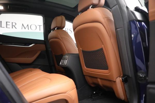 New 2020 Maserati Levante Q4 for sale $81,035 at Maserati of Westport in Westport CT 06880 24