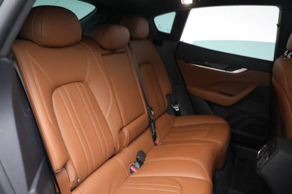 New 2020 Maserati Levante Q4 for sale $81,035 at Maserati of Westport in Westport CT 06880 25