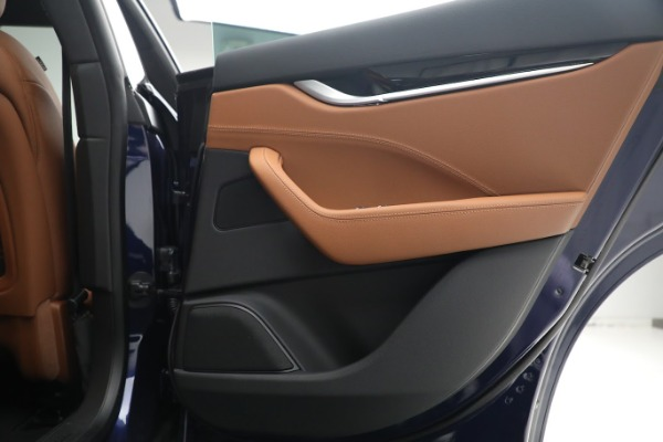 New 2020 Maserati Levante Q4 for sale $81,035 at Maserati of Westport in Westport CT 06880 26