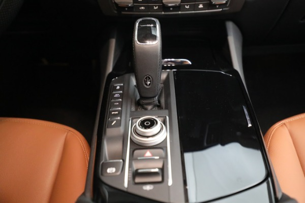 New 2020 Maserati Levante Q4 for sale $81,035 at Maserati of Westport in Westport CT 06880 27