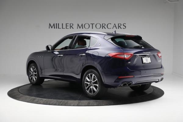 New 2020 Maserati Levante Q4 for sale $81,035 at Maserati of Westport in Westport CT 06880 6
