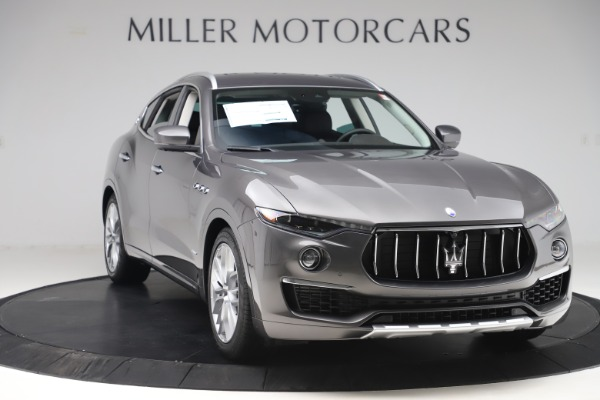 New 2020 Maserati Levante Q4 GranLusso for sale $87,885 at Maserati of Westport in Westport CT 06880 11