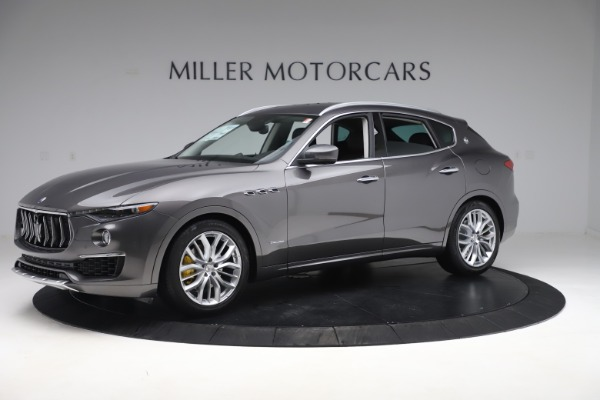 New 2020 Maserati Levante Q4 GranLusso for sale $87,885 at Maserati of Westport in Westport CT 06880 2