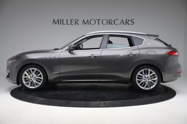 New 2020 Maserati Levante Q4 GranLusso for sale $87,885 at Maserati of Westport in Westport CT 06880 3