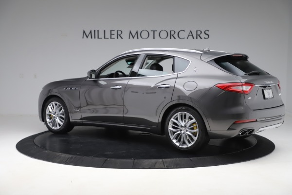 New 2020 Maserati Levante Q4 GranLusso for sale $87,885 at Maserati of Westport in Westport CT 06880 4