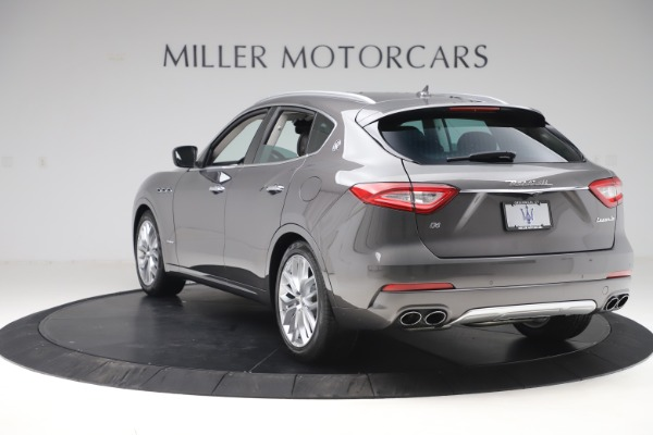 New 2020 Maserati Levante Q4 GranLusso for sale $87,885 at Maserati of Westport in Westport CT 06880 5