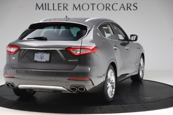 New 2020 Maserati Levante Q4 GranLusso for sale $87,885 at Maserati of Westport in Westport CT 06880 7