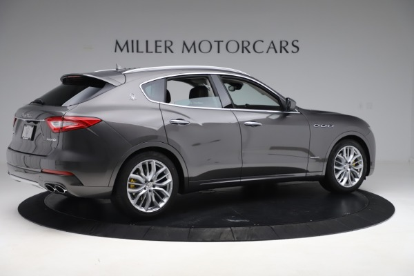 New 2020 Maserati Levante Q4 GranLusso for sale $87,885 at Maserati of Westport in Westport CT 06880 8