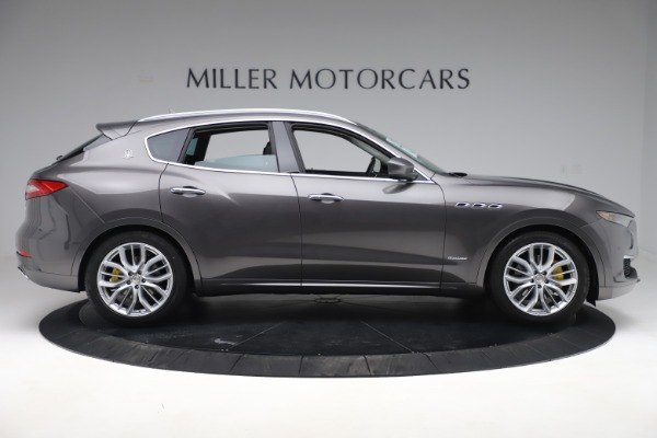 New 2020 Maserati Levante Q4 GranLusso for sale $87,885 at Maserati of Westport in Westport CT 06880 9