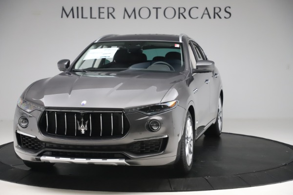 New 2020 Maserati Levante Q4 GranLusso for sale $87,885 at Maserati of Westport in Westport CT 06880 1