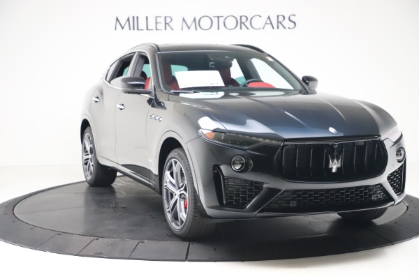 New 2020 Maserati Levante S Q4 GranSport for sale $103,585 at Maserati of Westport in Westport CT 06880 11