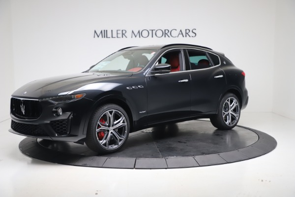 New 2020 Maserati Levante S Q4 GranSport for sale $103,585 at Maserati of Westport in Westport CT 06880 2