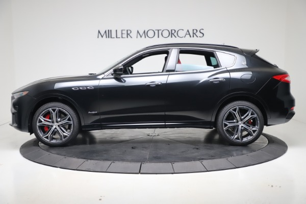 New 2020 Maserati Levante S Q4 GranSport for sale $103,585 at Maserati of Westport in Westport CT 06880 3
