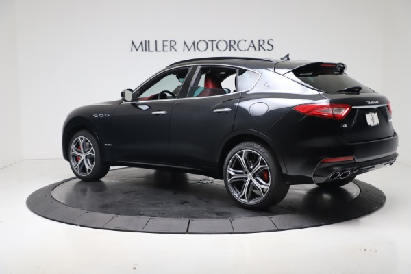 New 2020 Maserati Levante S Q4 GranSport for sale $103,585 at Maserati of Westport in Westport CT 06880 4