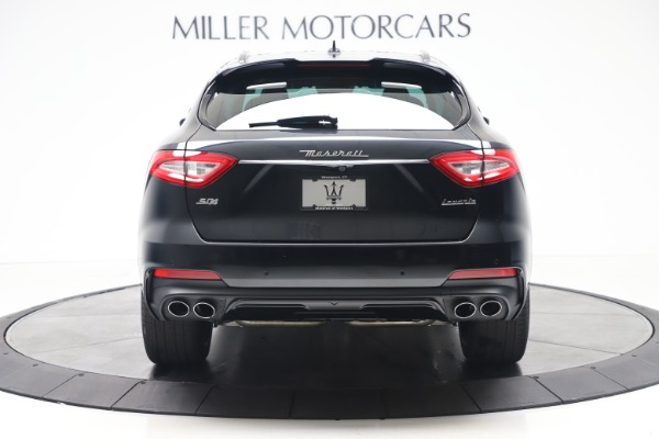 New 2020 Maserati Levante S Q4 GranSport for sale $103,585 at Maserati of Westport in Westport CT 06880 6