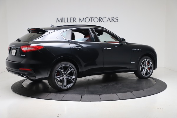 New 2020 Maserati Levante S Q4 GranSport for sale $103,585 at Maserati of Westport in Westport CT 06880 8