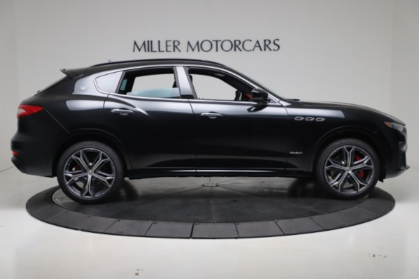 New 2020 Maserati Levante S Q4 GranSport for sale $103,585 at Maserati of Westport in Westport CT 06880 9